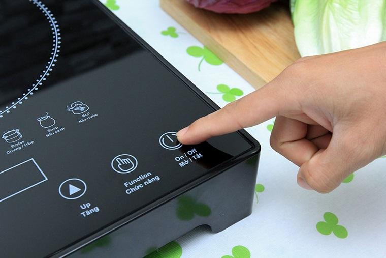Sử dụng bếp hồng ngoại thường bị hỏng gì?