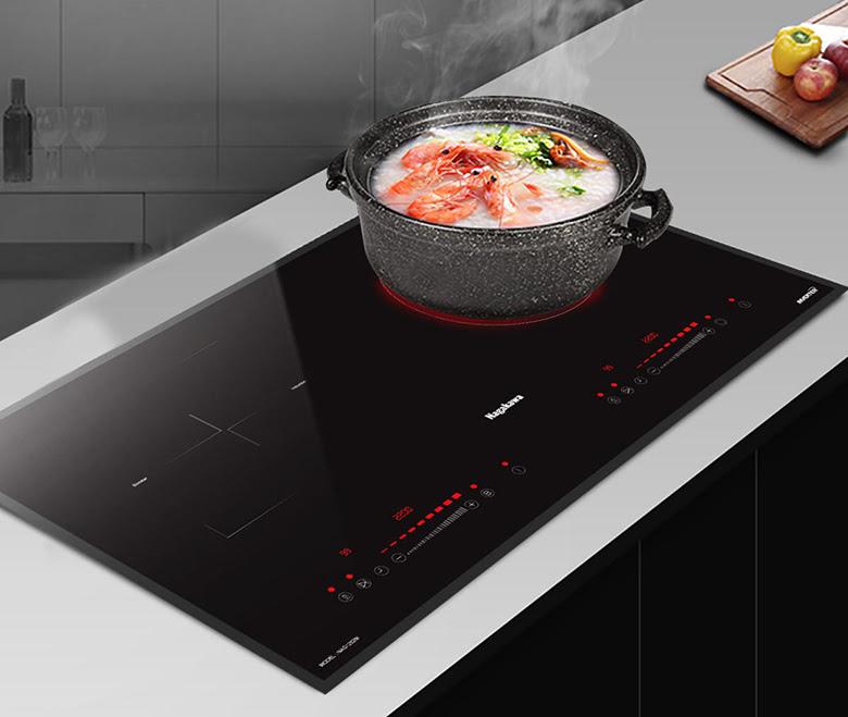 Khi sử dụng bếp hồng ngoại có sợ bị điện giật không?